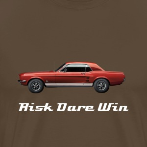 Ford Mustang Shelby GT 500 'Eleanor' T-Shirts - Männer Premium T-Shirt