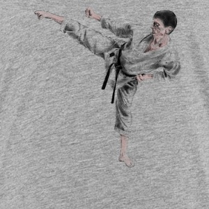 karate T-shirts - Teenager premium T-shirt