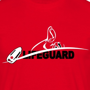 LIfeguard swim Tee shirts - T-shirt Homme
