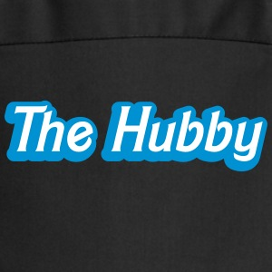 The HUBBY (Husband wife funny)  Aprons - Cooking Apron