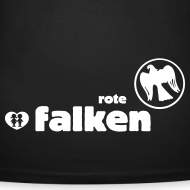 Motiv ~ T-Shirt Rote Falken (female)