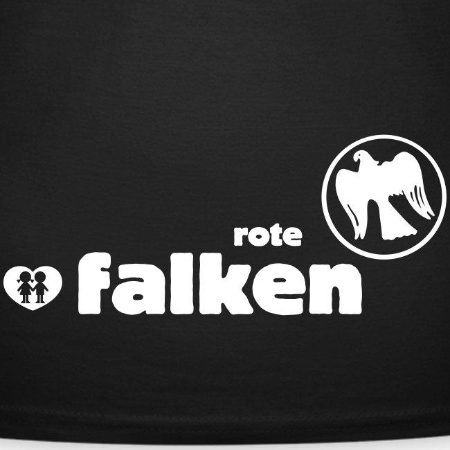 T-Shirt Rote Falken (female)