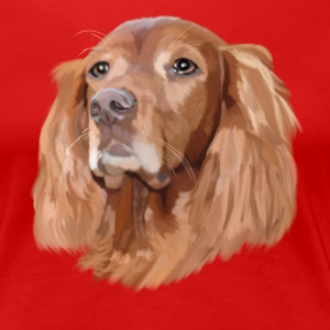 dog T-Shirts - Frauen Premium T-Shirt