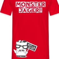 Motiv ~ T-Shirt Monsterjäger