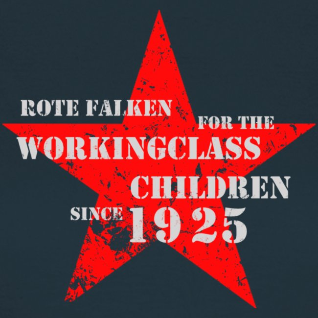 "T-Shirt ""For the Workingclass Children"" (female)"