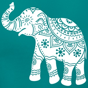 Elefant Indien T-Shirts - Frauen T-Shirt