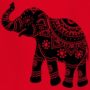 Indian elephant Shirts - Teenage T-shirt