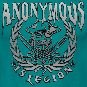 anonymous is legion Tee shirts - T-shirt Homme