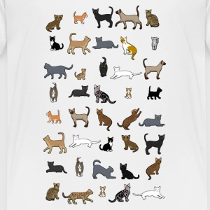 All cats Camisetas - Camiseta premium niño
