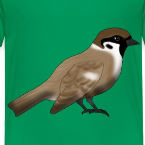 Sparrow Skjorter - Premium T-skjorte for barn