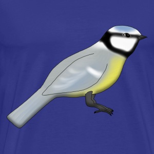 Blue tit T-Shirts - Men's Premium T-Shirt