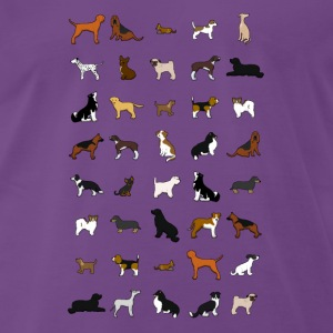 All dogs T-Shirts - Men's Premium T-Shirt