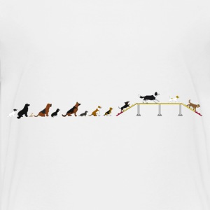 Agility bridge latency Tee shirts - T-shirt Premium Ado