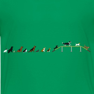 Agility bridge latency Shirts - Teenager Premium T-shirt