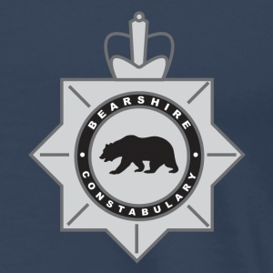 Bearshire Constabulary T-Shirt - Men's Premium T-Shirt