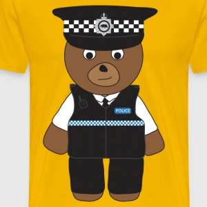 PC Bear T-Shirt - Men's Premium T-Shirt