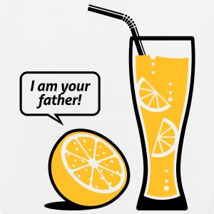 Lemonade, I am your father! Bags & Backpacks - EarthPositive Tote Bag