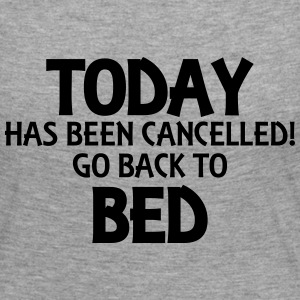 Today has been cancelled... Manches longues - T-shirt manches longues Premium Femme