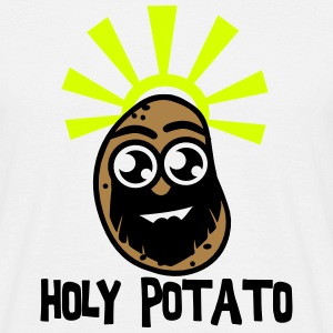 Holy Potato T-Shirts - Männer T-Shirt