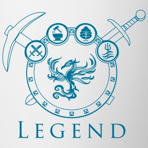 MC Legend Logo - Tasse