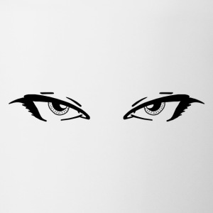 Eyes by customstyle Bouteilles et Tasses - Tasse