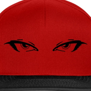 Eyes by customstyle Casquettes et bonnets - Casquette snapback