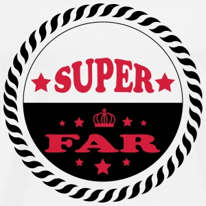 SUPER FAR 111 T-Shirts - Men's Premium T-Shirt