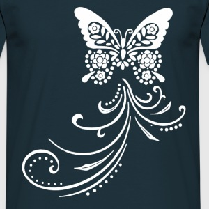 Papillon by Customstyle Tee shirts - T-shirt Homme