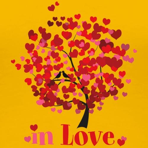 Love Liebe Amor Vogel Herz Baum Valentin