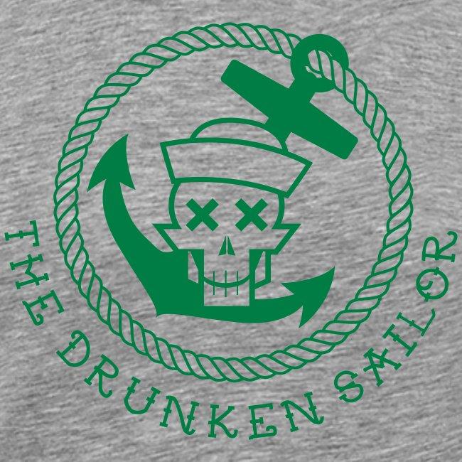 Drunken Sailor U neck - Rang Bootsmann