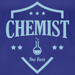 Chimiste / Chimie / Physique / Science / Geek Tee shirts - T-shirt Premium Femme