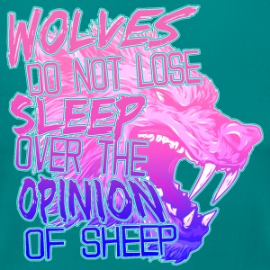 Wolves and Sheep T-Shirts - Women's T-Shirt