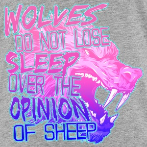 Wolves and Sheep Shirts - Teenage Premium T-Shirt