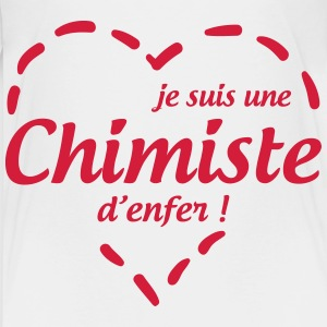 Chimiste / Chimie / Physique / Science / Geek Shirts - Kids' Premium T-Shirt