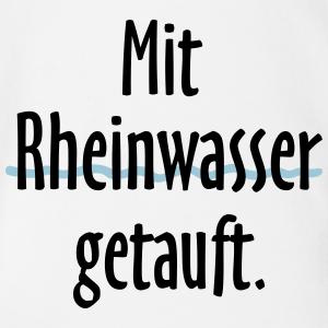 Mit Rheinwasser getauft - Am Rhein geboren