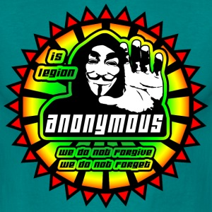 is legion anonymous Tee shirts - T-shirt Homme