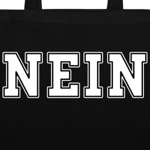 NEIN college Bags & Backpacks - Tote Bag