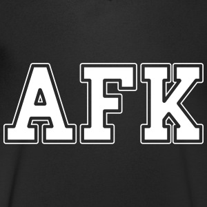 AFK Tee shirts - T-shirt Homme col V