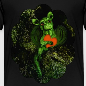 drache T-Shirts - Teenager Premium T-Shirt