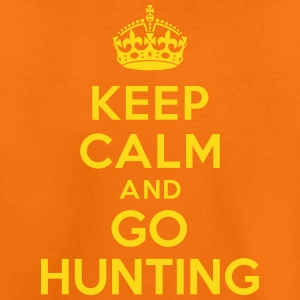 Keep calm and go hunting Tee shirts - T-shirt Premium Enfant