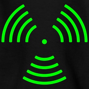 Sound waves Shirts - Teenage T-shirt