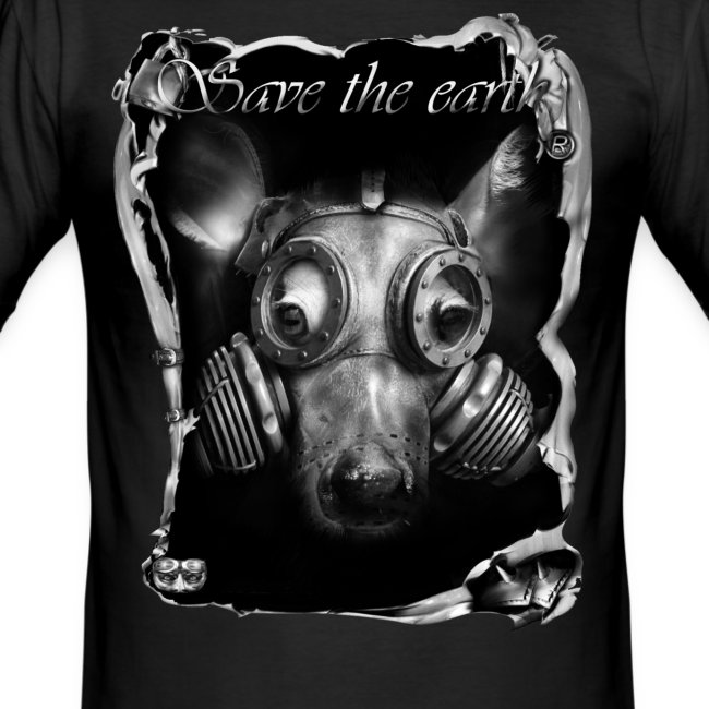 save the earth zw T-shirts