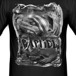 raptiel zw T-shirts - slim fit T-shirt