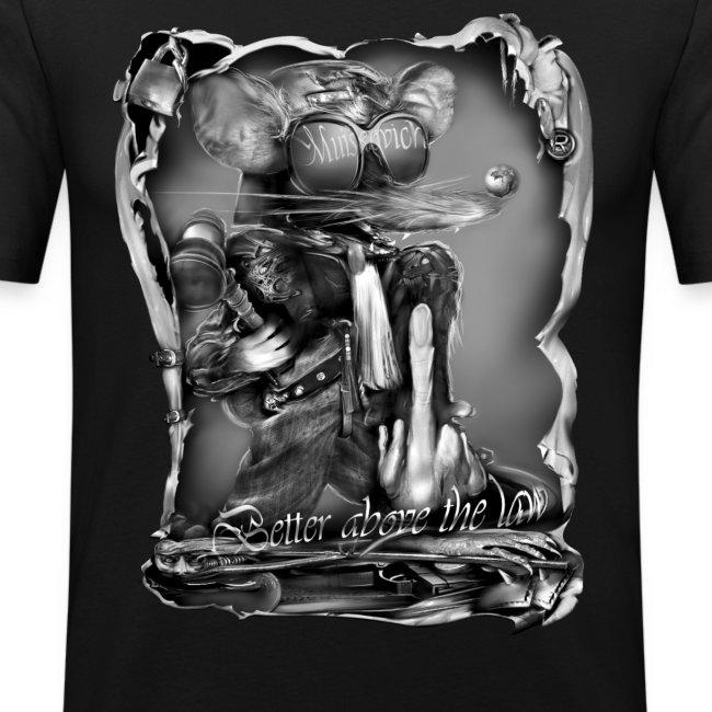 muiskovich b zw T-shirts