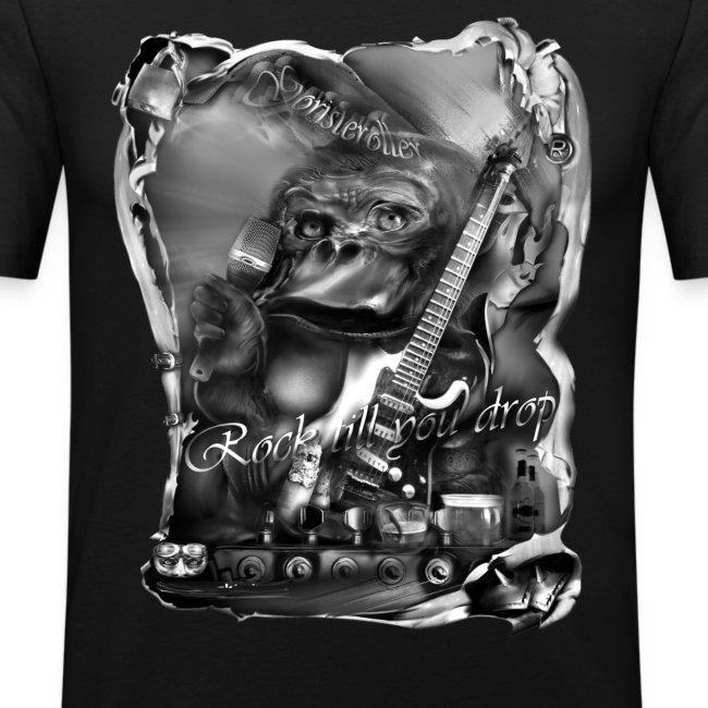 goristeroller zw T-shirts