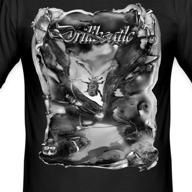 drillbeatle zw T-shirts
