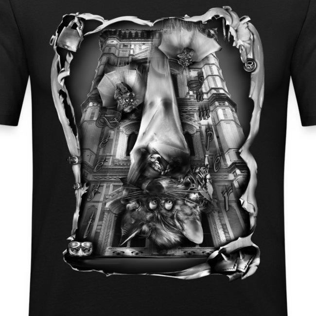 beestjumper zw T-shirts