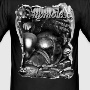 anymoles zw - slim fit T-shirt