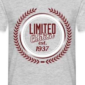 Limited Edition 1937 T-Shirts - Men's T-Shirt