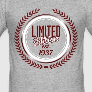 Limited Edition 1937 T-Shirts - Men's Slim Fit T-Shirt